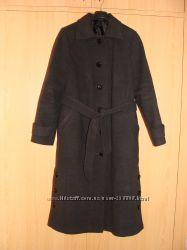 Пальто демисезонное осень весна деми БУ женское 50 L XL