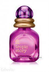 Туалетная вода для женщин Tropic Story Faberlic Фаберлик
