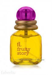 Туалетная вода для женщин Fruity Story Faberlic Фаберлик