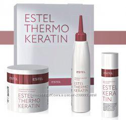 Кератиновый шампунь для волос ESTEL KERATIN 1000мл.