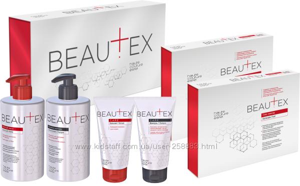 Beautex - процедура для восстановления окрашенных и натуральных волос