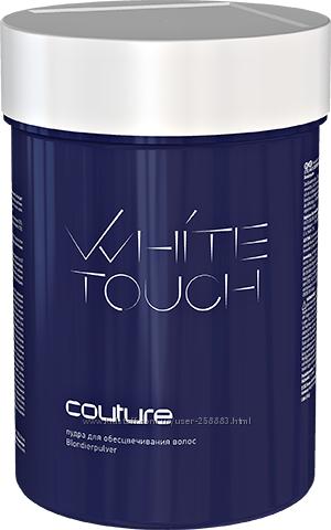 Паста и пудра для обесцвечивания волос WHITETOUCH