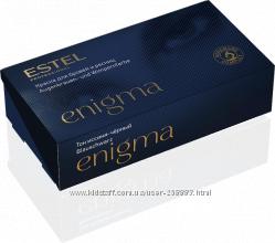 Профессиональная краска для бровей и ресниц  ENIGMA