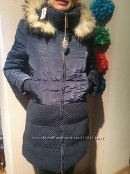 Зимний женский пуховик Bel Avenir пух-перо