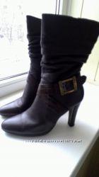 Кожаные ботинки Cantarini 37 размер.