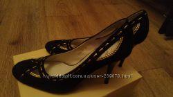 Замшевые туфли Ellenka 37 размер