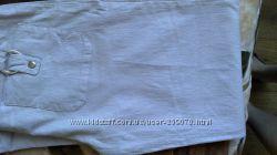 Легкие брючки для беременных 38 размер GENIKA MAMY