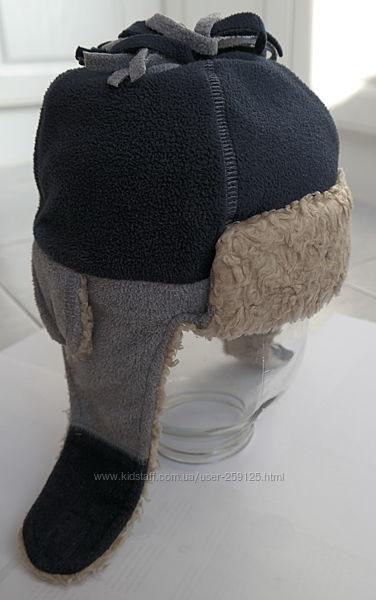 Зимняя шапка Gap на 4-5 л.