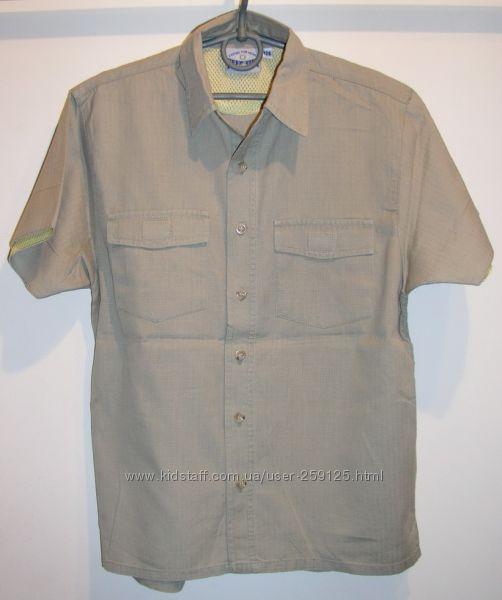 Рубашка, футболка бренд. р. 128, на 8 л.