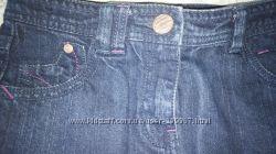 Продам джинсовую юбку Некст 7-8 лет
