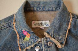 джинсовый пиджак Gloria Jeans, рост 116