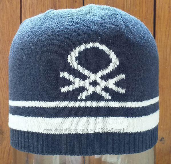 шапка benetton бенеттон на 48-50