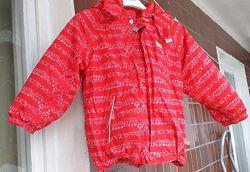 Куртка зимняя рейма reima размер 98