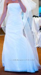 продам или дам в прокат свадебное платье victoria jane
