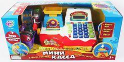 Детская интерактивная игровая касса Мой магазин 7018, 7019, 7020, 7162