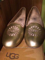 Туфли UGG внутри натуральный мех