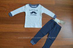 Пижамки Carters на мальчика 12мес-2года. Финальная Распродажа