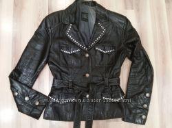 кожаные куртки, пиджаки