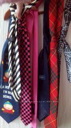 разные галстуки