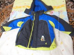 Теплая куртка из Германии  KIKI&KOKO 104 р