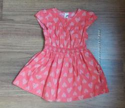 Платье OshKosh р. 24 мес. в отличном состоянии