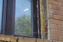 Отделка наружных откосов окна