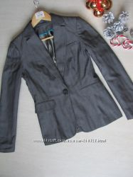 Стальной пиджак Dorothy Perkins