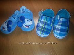 Новые пинетки для малыша Disney, Англия  .