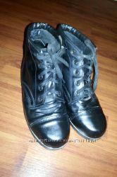 Офицерский ботинки, размер 40.