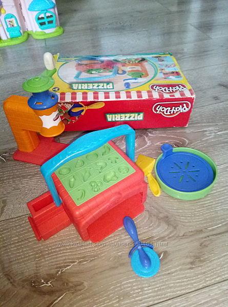 Пиццерия Play-doh оригинал