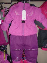утепленный демисезонный костюм для мальчика и девочки из Венгрии