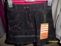 юбочки для девочек Одягайко размеры в наличии 92 см - 110 см