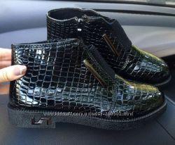Красивые и модные ботиночки