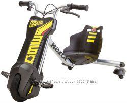 Электрический самокат-велосипед Razor Power Rider 360 дрифт