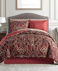 Набор постельного белья из 8 предметов Fairfield Square двусторонний