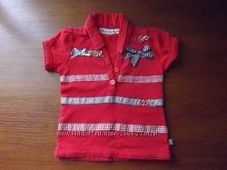 Блузочка для малышки новая