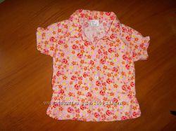 Блузка рубашечка
