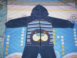 Флисовый костюм на малыша с 2-3 лет