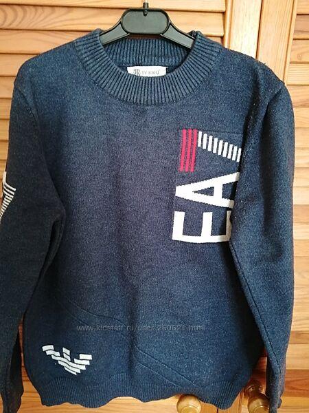 свитер на мальчика