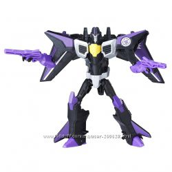 Робот-Трансформер Transformers Tra Rid Warrior Skywarp Оригинал