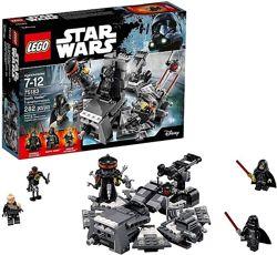 Конструктор LEGO Star Wars Превращение в Дарта Вейдера 282 детали Оригинал