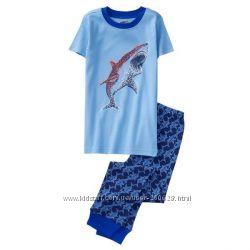 Пижамы Old Navy и Сrazy8 для мальчиков  4, 5,  6-7 и 7-8 лет