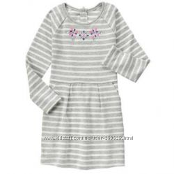 Платье махровое Gymboree для девочки 12 лет