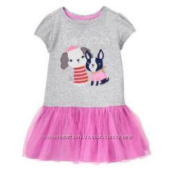 Красивое платье Gymboree для девочек  2 и 3 лет
