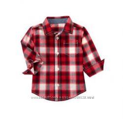 Рубашки Gymboree, Сhildrens place  для мальчиков  2, 3, 4, 5 лет