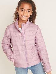 Легкая куртка Old Navy для девочки 6-7 лет