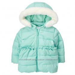 c13ce5965e0 Куртки с капюшоном Gymboree для девочек 2
