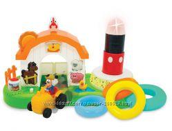 Игровой набор Микки Маус и друзья на ферме Kiddieland Оригинал