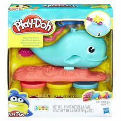 Плей До Кит Play Doh Wavy The Whale Оригинал