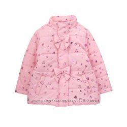 Красивая куртка в сердечках Gymboree для девочек 18-24 мес и 2 года